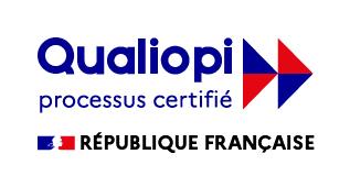 Qualiopi certification qualité délivrée au titre de la catégorie d'actions de formation